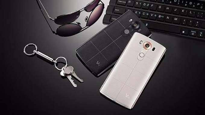 LG V10 обзор
