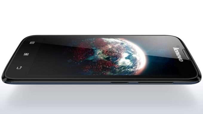 Lenovo A328 дисплей