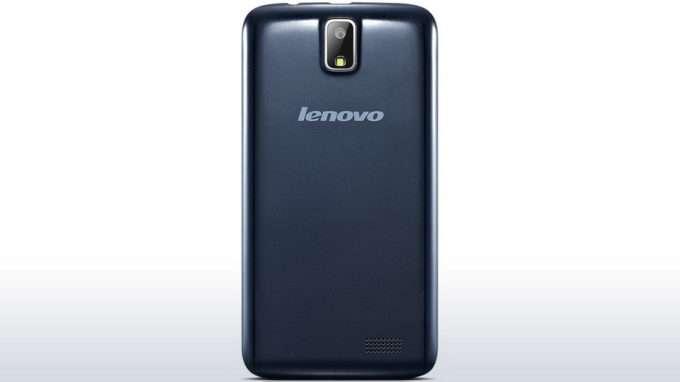 Lenovo A328 задняя панель