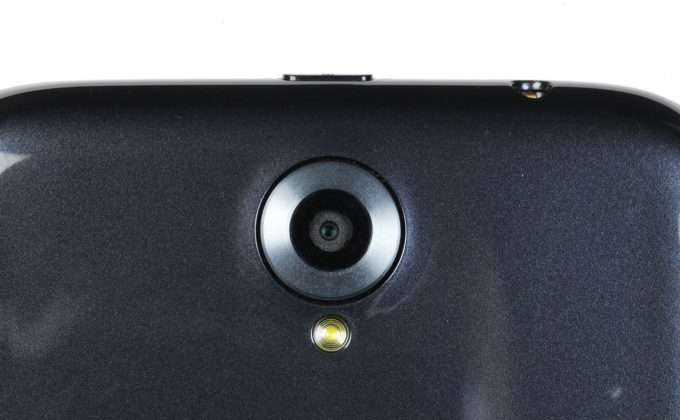 камера Lenovo A850