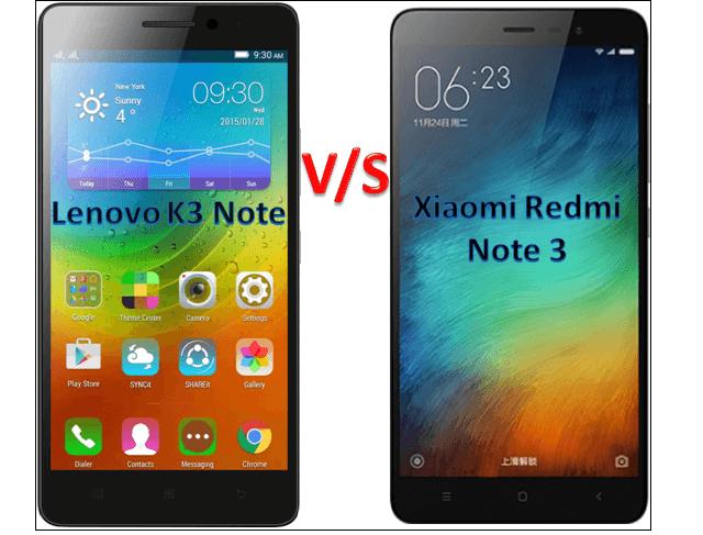 Битва Xiaomi vs Lenovo