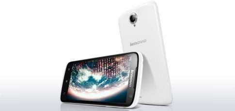 Обзор Lenovo S820