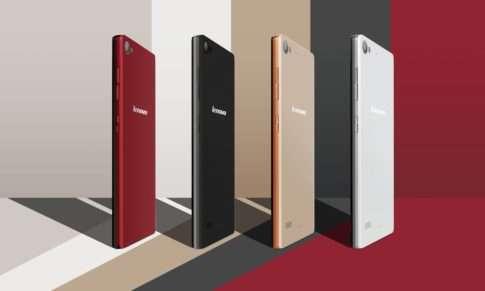 Дизайн Lenovo Vibe X2