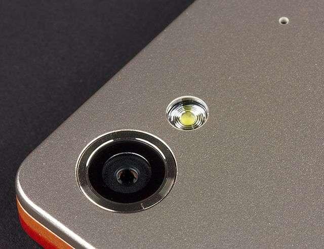 Камера Lenovo Vibe X2