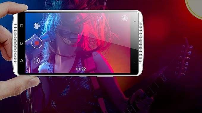Lenovo Vibe X3 основная камера