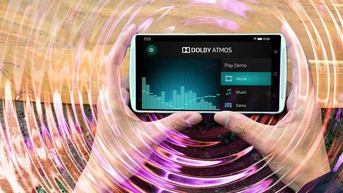 Lenovo Vibe X3 Dolby Atmos