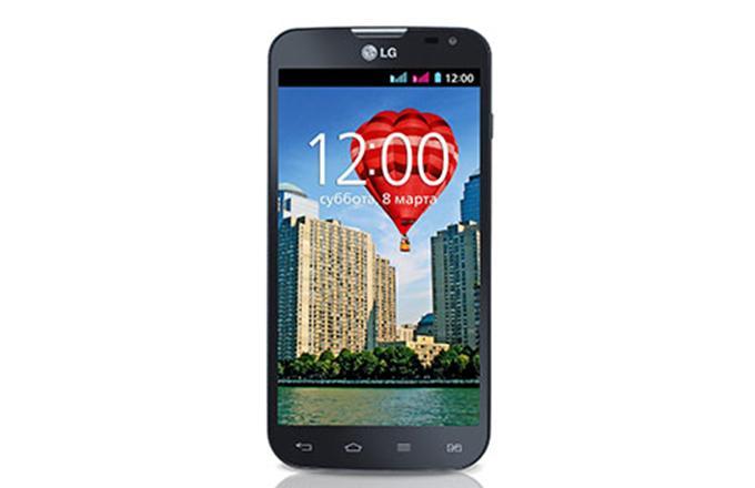 LG L90 Лицевая сторона