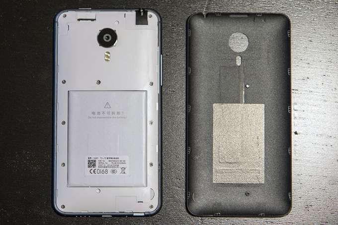 Meizu MX4 батарея