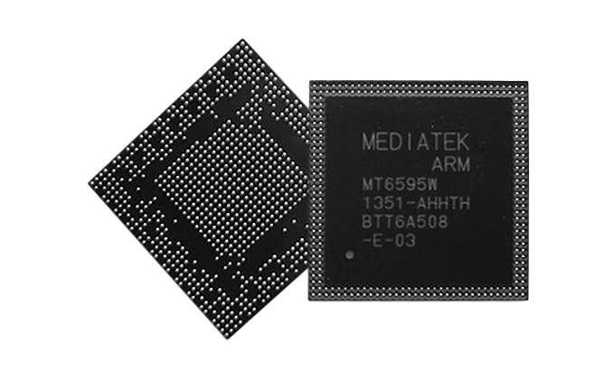 Meizu MX4 процессор