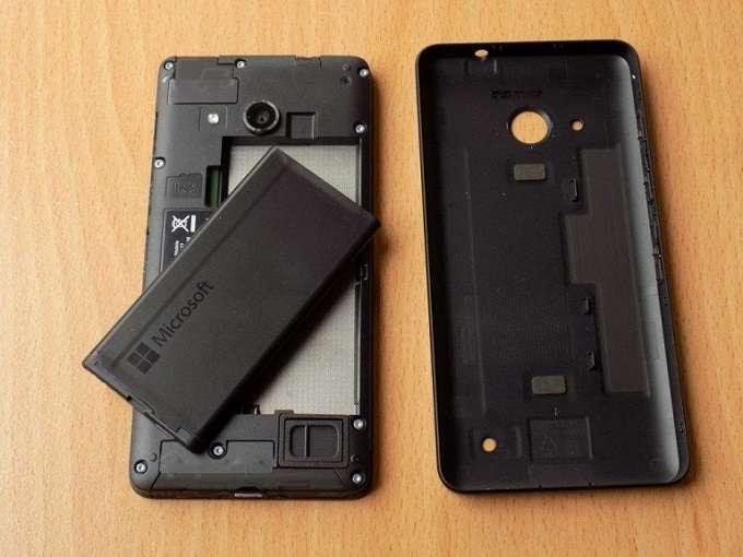 Microsoft Lumia 550 батарея