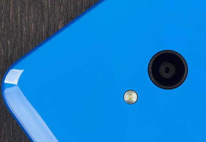 Microsoft Lumia 640 Dual Sim камера