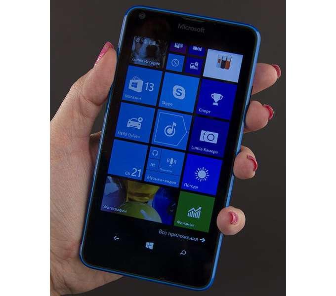 Смартфон Microsoft