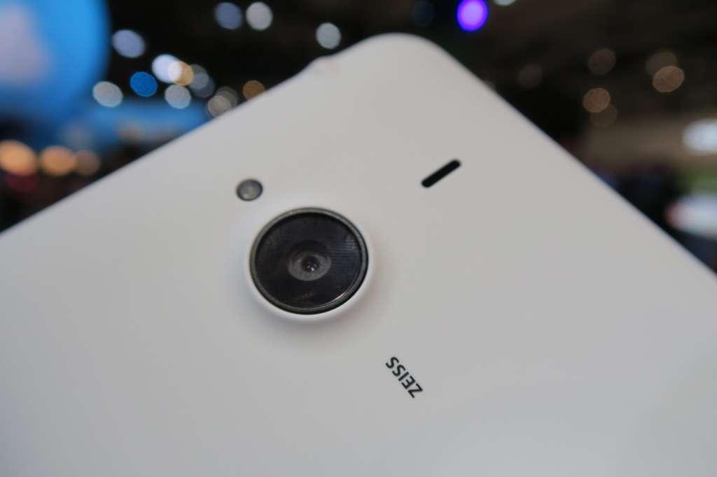 Microsoft Lumia 640 XL основная камера