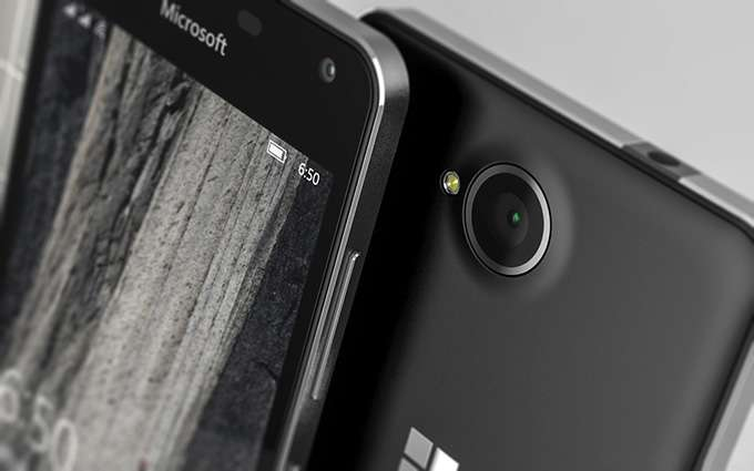 Microsoft Lumia 650 камера