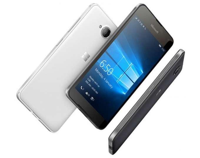 Microsoft Lumia 650 обзор