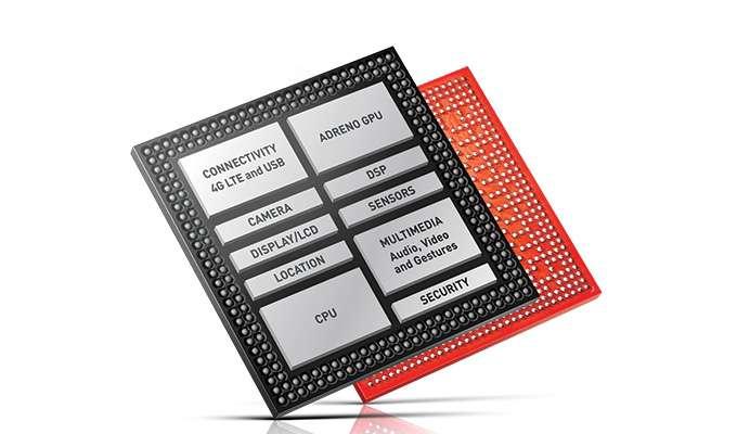 Microsoft Lumia 650 процессор