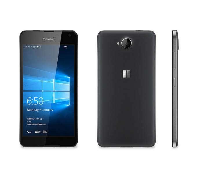 Microsoft Lumia 650 вид