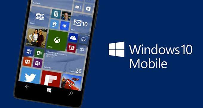 Microsoft Lumia 650 виндоус