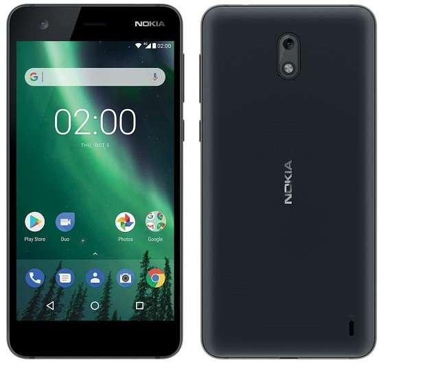 внешний вид Nokia 2