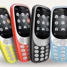 Nokia 3310 (2017) обзор