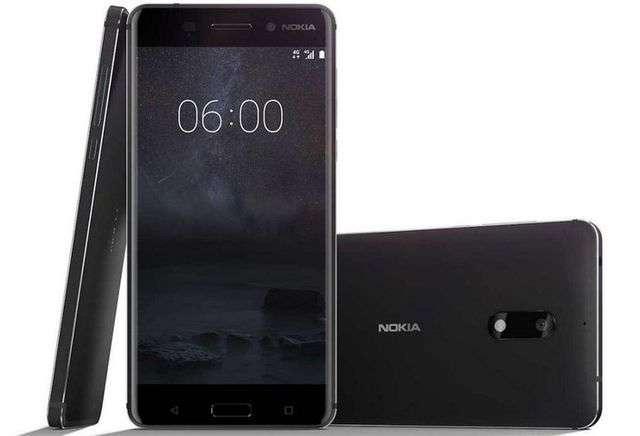 Дизайн Nokia 6