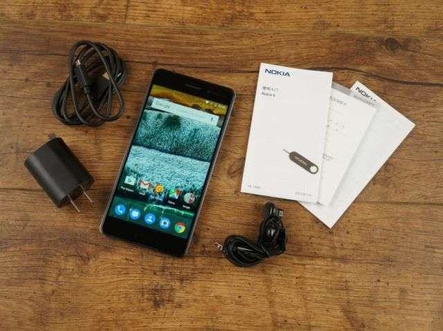 Комплектация Nokia 6