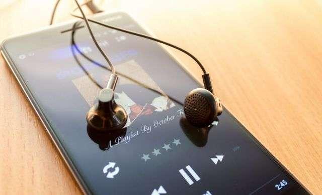 Прослушивание музыки на Nokia 6