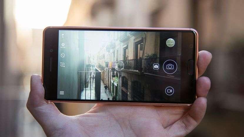 Nokia 6 камера