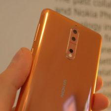 Обзор Nokia 8 камера
