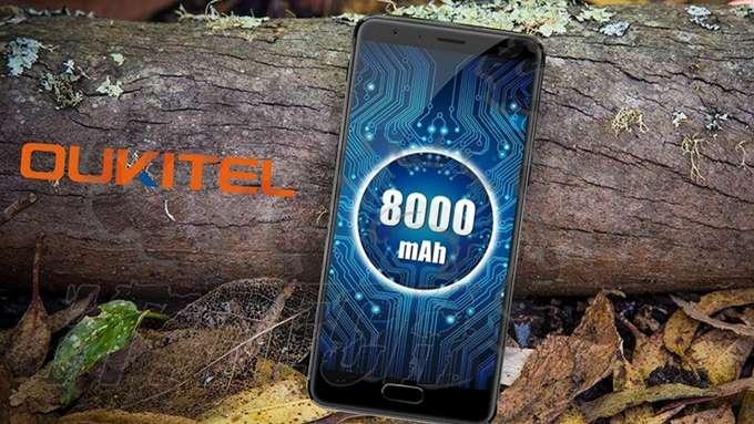 Oukitel K8000 обзор