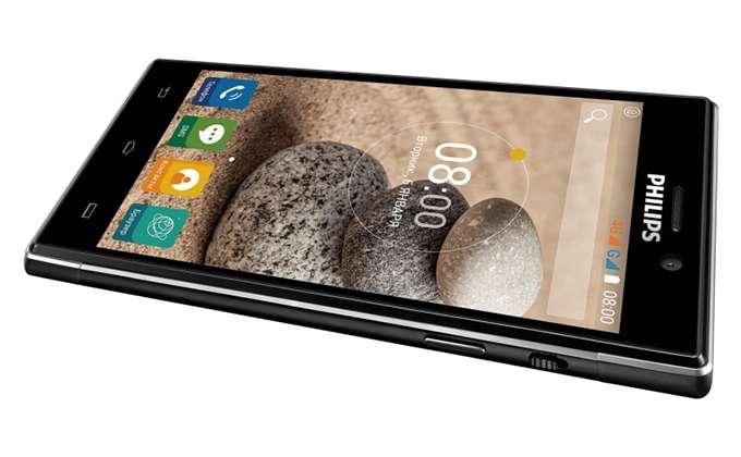 Philips Xenium V787 дисплей