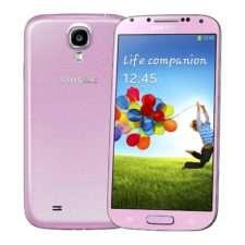 Samsung Galaxy S4 I9500 розовый