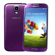 Samsung Galaxy S4 I9500 фиолетовы