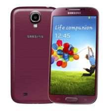 Samsung Galaxy S4 I9500 красный