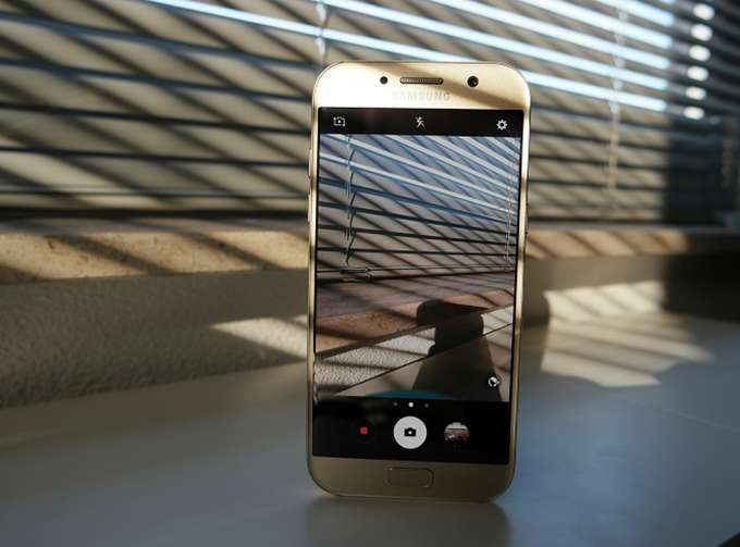Samsung Galaxy A5 камера