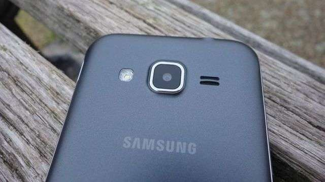 Камера Samsung Galaxy Core