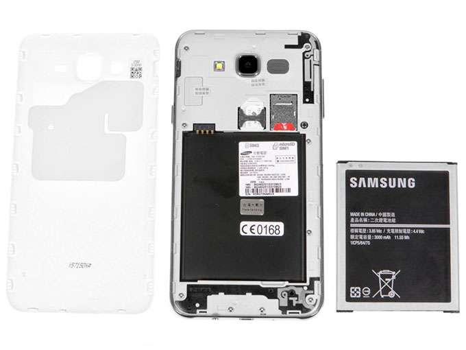 Samsung Galaxy J7 аккумулятор