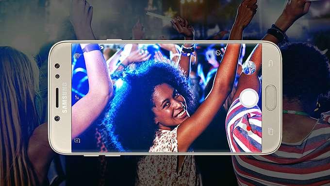 Samsung Galaxy J7 дисплей