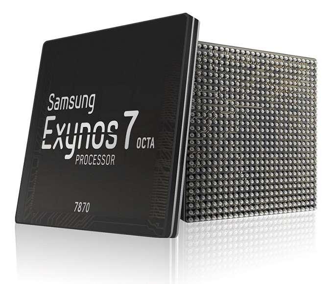 Процессор Exynos 7870