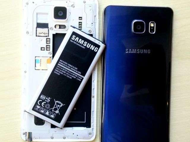 Аккумулятор Samsung Galaxy Note 5