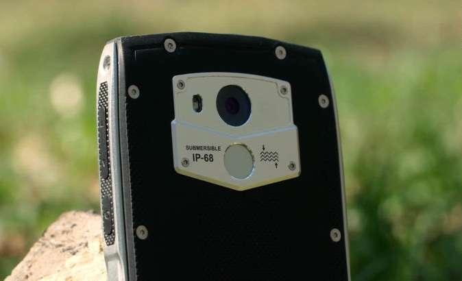 Blackview BV7000 камера