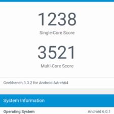 LG Nexus 5X тест