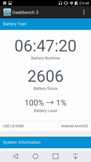 LG X Cam тест
