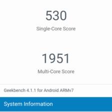 LG Q6 тест