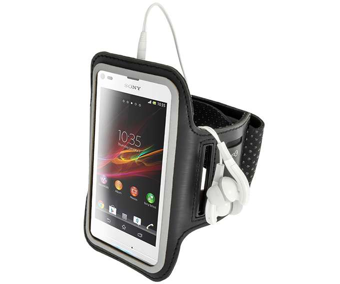 Sony Xperia L звук