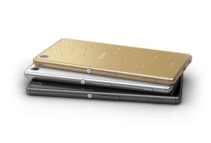 Sony Xperia M5 цвета
