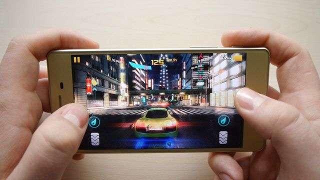 Игры на Sony Xperia X