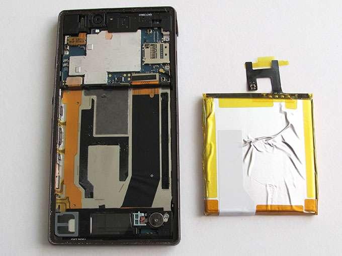 Sony Xperia Z аккумулятор