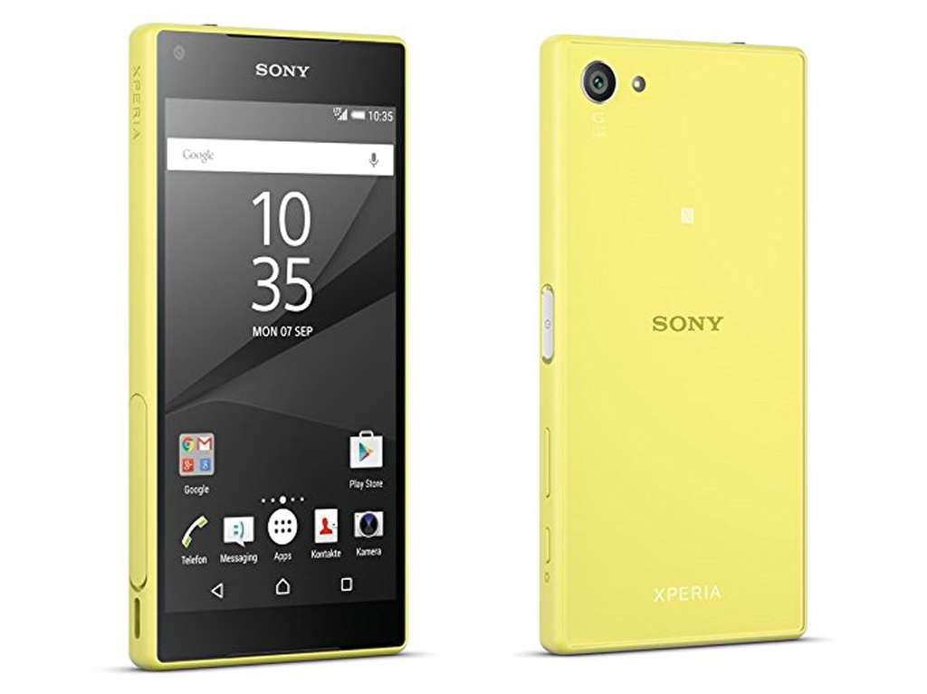Sony Xperia Z5 Compact Рамка устройства