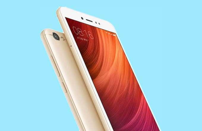 Xiaomi Redmi Note 5A основная камера
